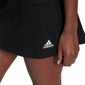 Falda adidas club negra 2021