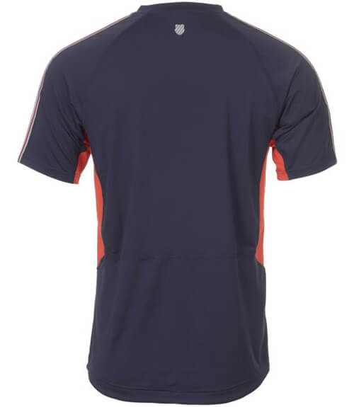 KSwiss Camiseta Heritage Azul