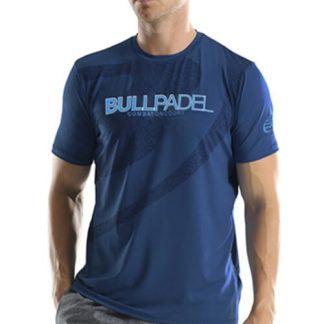Camiseta Bullpadel Colkito Azul Oscuro Vigoré