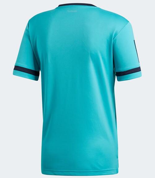 Camiseta Adidas Club Verde-Aqua