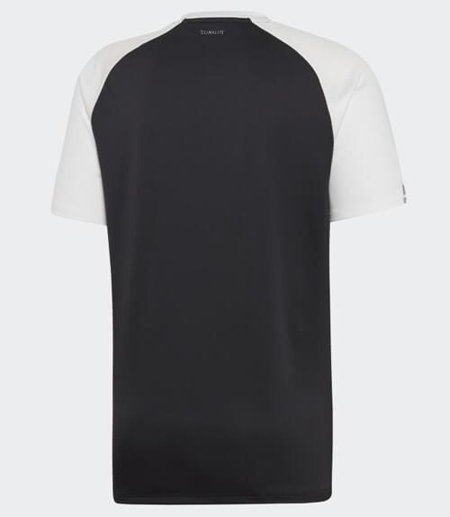 Camiseta Adidas Negra-Blanca