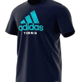 Camiseta Adidas Tennis Azul