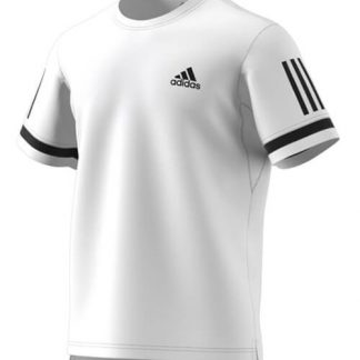 Camiseta Adidas Club Blanca-Negra