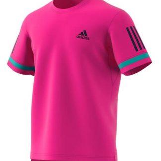 Camiseta Adidas Club Rosa