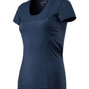 Camiseta HEAD Vision Corpo Azul Mujer