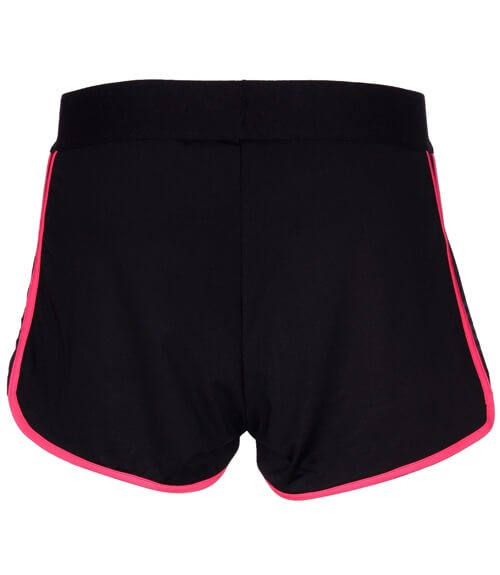 Pantalón Corto K-Swiss Hypercourt Negro Mujer