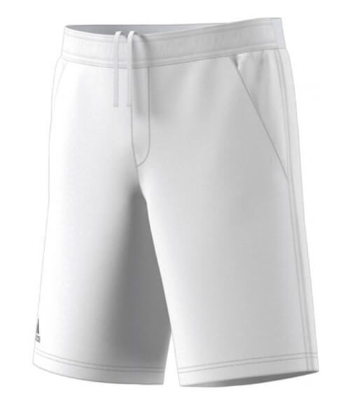 Pantalón corto Adidas Advantage Blanco