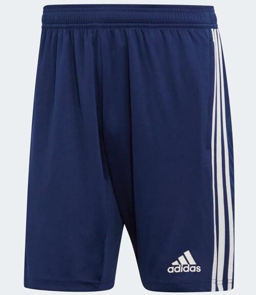 Pantalón corto Adidas Azul