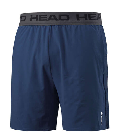 Pantalón corto HEAD Performance Azul