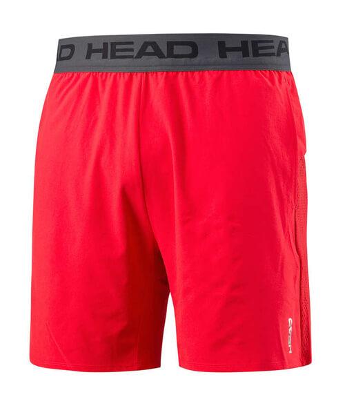 Pantalón corto HEAD Performance Rojo