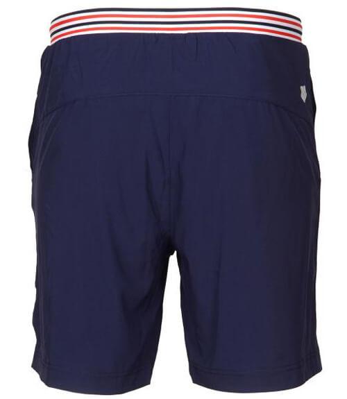 Pantalón corto K-Swiss Heritage Blue