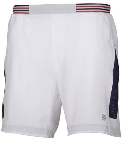 Pantalón corto K-Swiss Heritage Blanco