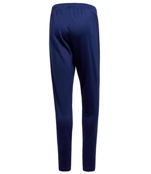 Pantalón largo Adidas Azul 2019