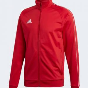 Sudadera Adidas Core 18 Roja