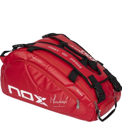 Paletero Nox Pro Series Rojo 2019