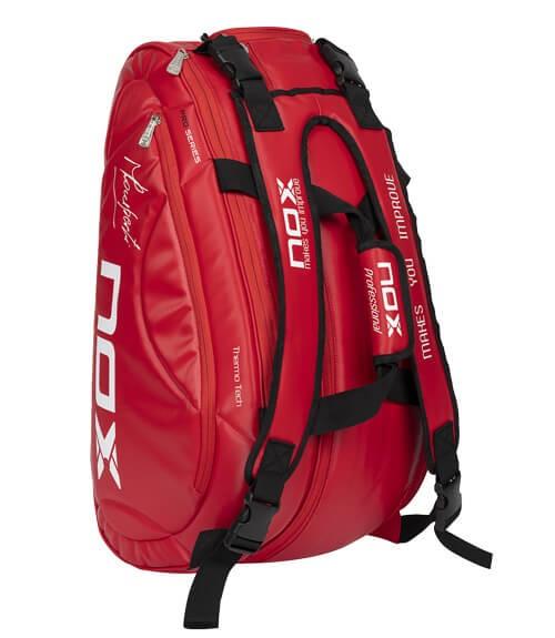 Paletero Nox Pro Series Rojo 19