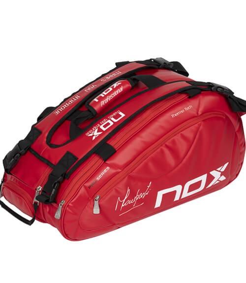 Paletero Nox Pro Series Rojo