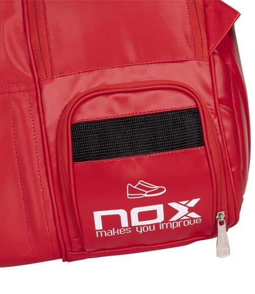 Paletero Nox Pro Series Rojo Detalle