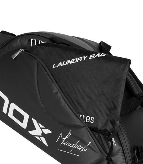 Paletero Nox Pro Series Negro Detalle