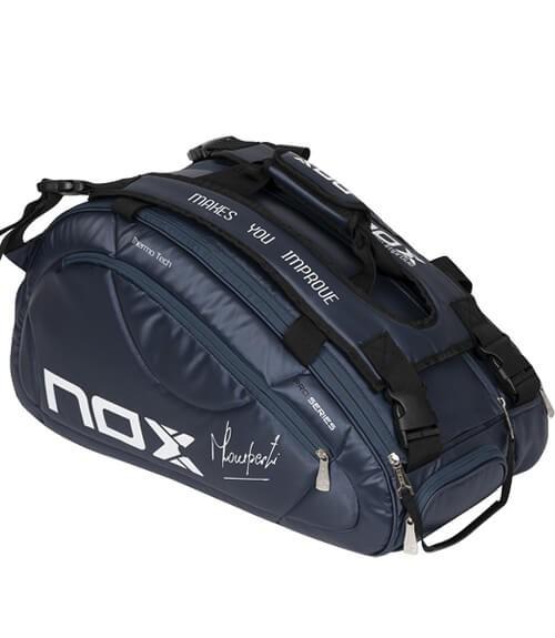 Paletero Nox Pro Series Azul Marino 2019