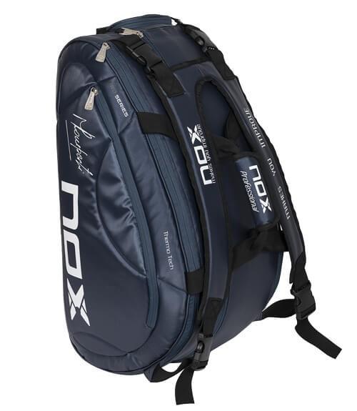 Paletero Nox Pro Series Azul Marino