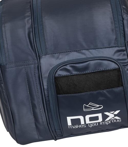 Paletero Nox Pro Series Azul Detalle