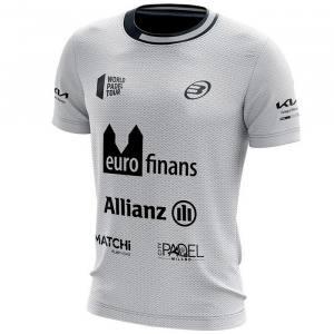 camiseta bullpadel micay gris paquito