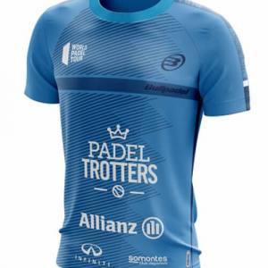 Camiseta Oficial Bullpadel Paquito Navarro