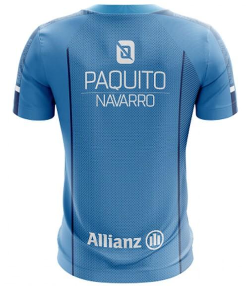 Camiseta Oficial Bullpadel Paquito