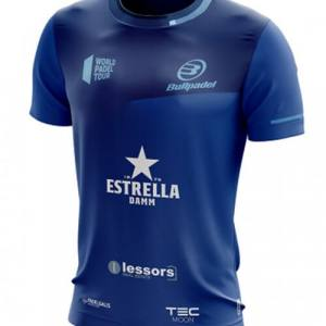 Camiseta Oficial Bullpadel Maxi Sánchez