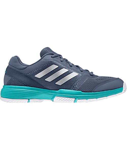 Zapatillas Adidas Barricade Club Woman Azules