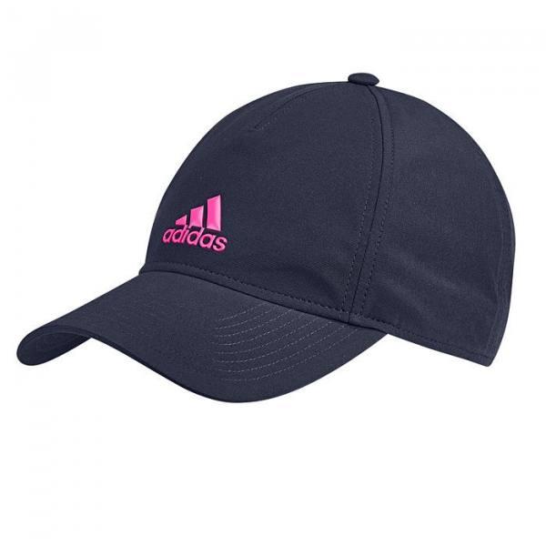 Gorra Adidas Pro Azul-Rosa