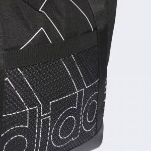 bolso adidas negro lateral