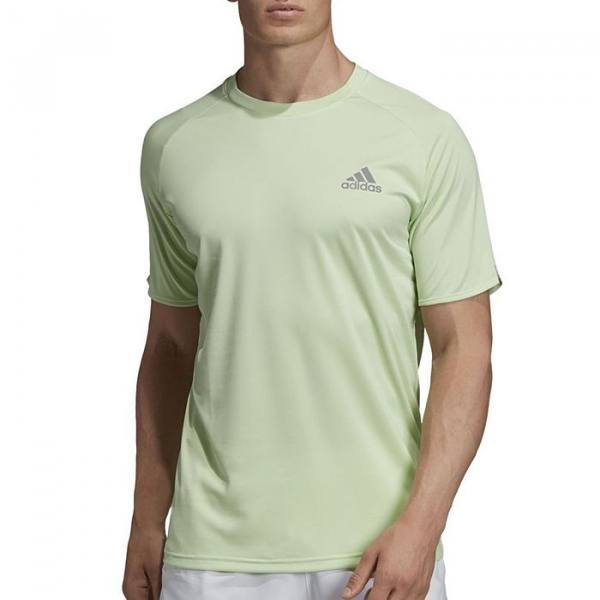 Camiseta Adidas Club Verde-Manzana