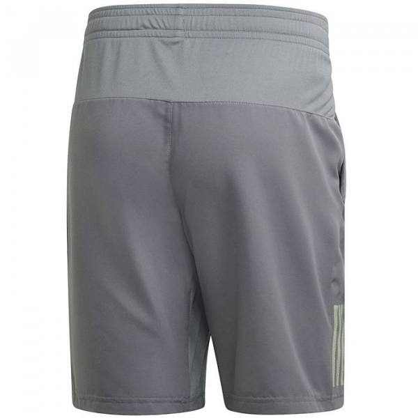 Pantalón corto Adidas Club Gris 19