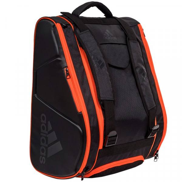 Paletero Adidas Pro Tour black-orange