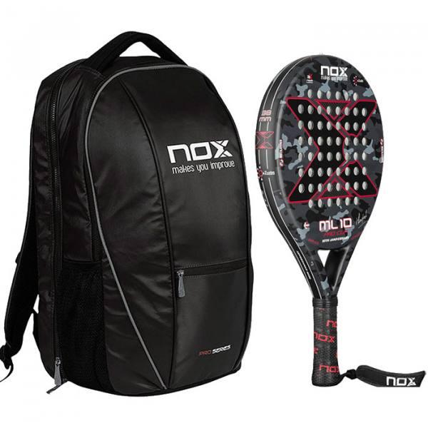 Pack Nox - Pala ML10 Pro Cup 10 Aniversario