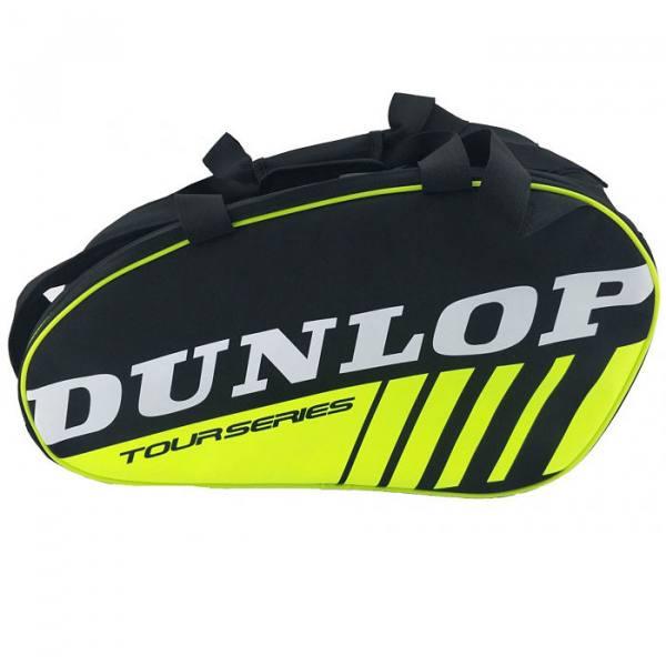Paletero Dunlop Competition Amarillo