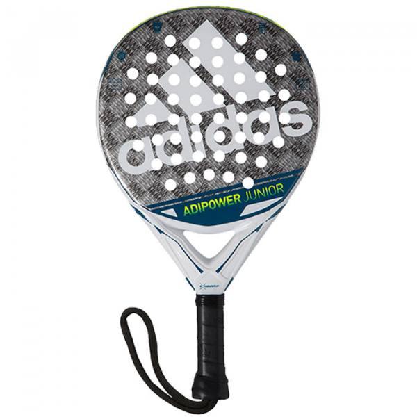Nueva pala de padel Adidas Adipower Junior 3.0