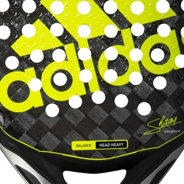 Pala Adidas Adipower Detalle