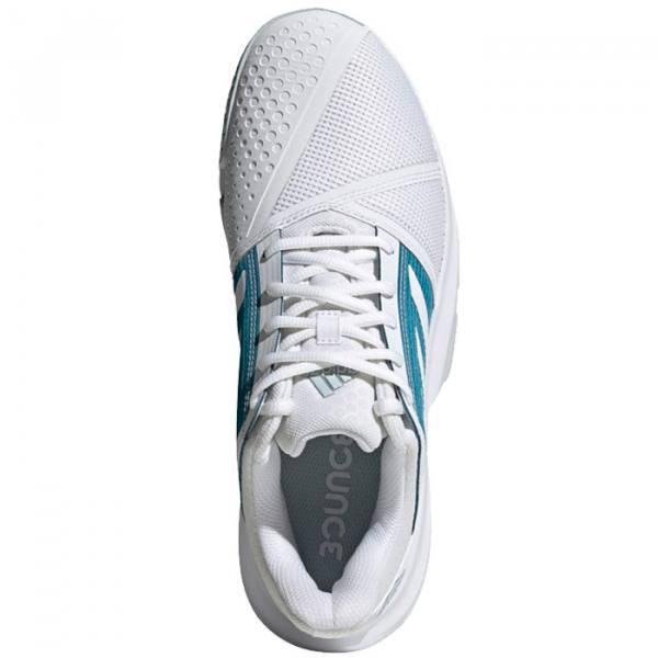 Zapatilla Adidas CourtJam Bounce Blancas