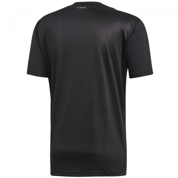 Camiseta Adidas Club Negra 2020