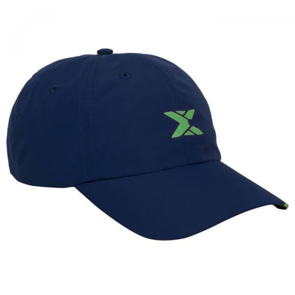 Gorra Nox Azul-Verde