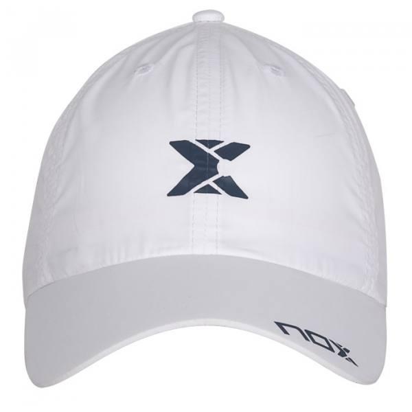 Gorra Nox Blanca-Azul 20