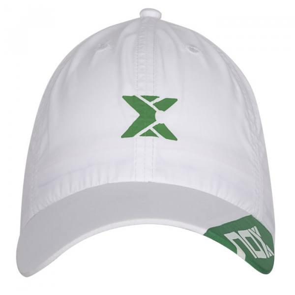 Gorra Nox Blanca-Verde 2020