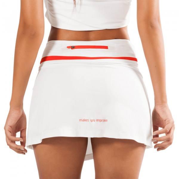 Falda Nox Team Blanca 2020