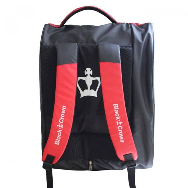 Paletero Black Crown Calm Rojo 2020