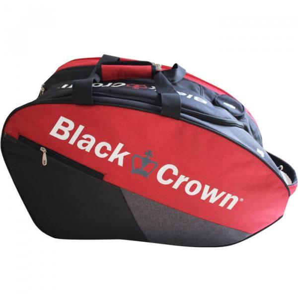 Paletero Black Crown Calm Rojo