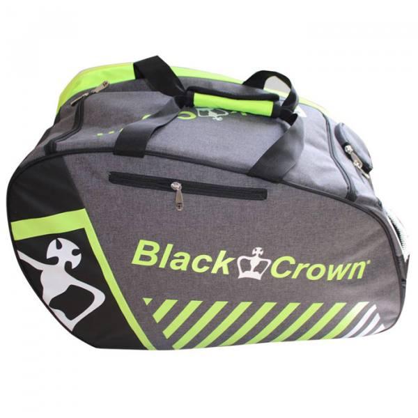 Paletero Black Crown Work Gris-Lima