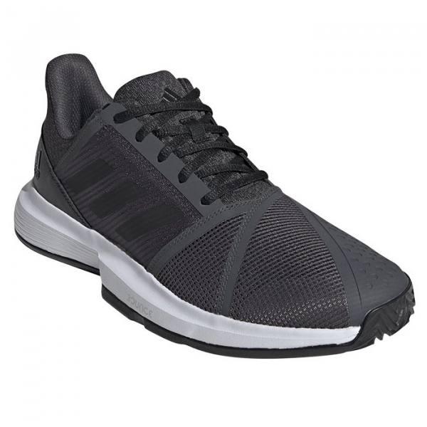 Zapatillas Adidas Courtjam Bounce Gris 2020